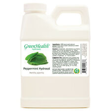 32 fl oz Peppermint Floral Water (Hydrosol)