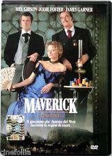 Dvd Maverick di Richard Donner 1994 Usato
