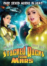 Stacked Racks from Mars DVD, Sophia Bella,Beverly Lynne,Erika Jordan,Christie St