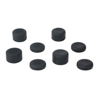 Textured Thumb Grip Pack for Xbox One / Series X / S Controllers (Black)