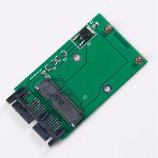 """Mini PCIe PCI-e MSATA SSD To 1.8"""" Micro SATA Adapter Converter Card PCBA MA"""