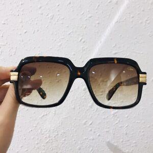 Vintage Cazal MOD607/3 COL006 Tortoiseshell Frame Brown Lens Sunglasses Men