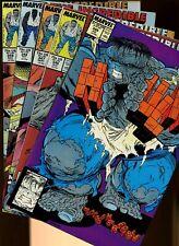 Incredible Hulk 345,346,347,348,349 * 5 Book Lot * Marvel Super Hero Comics!