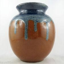Ancien Vase Céramique PAUL JACQUET Poterie SAVOIE vernissé/sispa/jourdain/herbst