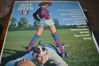 HOT HITS 9    UNKNOWN    LP   MUSIC FOR PLEASURE    MFP  5250    1972