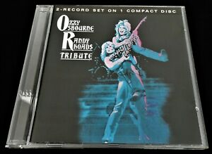 Ozzy Osbourne: Randy Rhodes Tribute Epic 502045-2 CD 2002 Rock Black Sabbath
