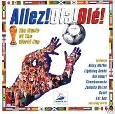 Allez! Ola! Ole! /  The Music Of The World Cup