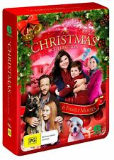 A CHRISTMAS Collection DVD 6-CHRISTMAS CHILDRENS MOVIES BRAND NEW RELEASE R4