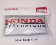 PET-387 Honda Generator EU2000i Silver Outdoor Weather Cover 08P57-Z07-00S