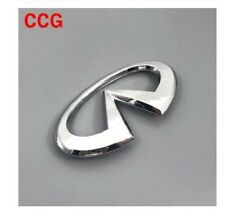 1pcs High quality Infiniti Car Logo Rear Trunk emblem car Creative 3D badge