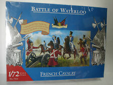 BATTLE OF WATERLOO 1/72 SCALE 25mm 7212 - FRENCH CAVALRY