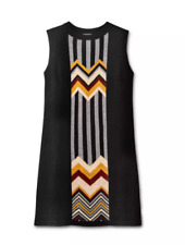 NWT Missoni Target 20th Anniversary Womens Sleeveless Sweater Dress S Small