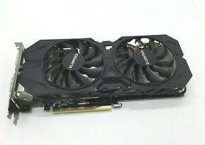 Gigabyte NVIDIA GeForce GTX 960 4GB WindForce Graphics card GV-N960WF20C-4GD