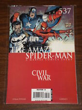 AMAZING SPIDERMAN #96 (537) VOL2 MARVEL SPIDEY CIVIL WAR FEBRUARY 2007
