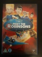 Meet The Robinsons [DVD] Cert U Big Value From A Small Business + Free Postage