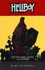 Hellboy: Chained Coffin and Others (Hellboy)-ExLibrary