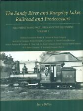 Sandy River and Rangeley Lakes Railroad and Predecessors, Volume 2