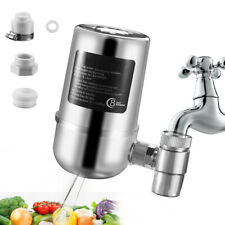 Tap Faucet Water Filter 8-Layer System Kitchen Home Mount Filtration Purifier US
