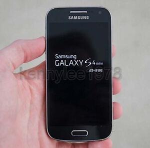 Samsung Galaxy S4 Mini GT-I9195 8GB Smartphone GSM Unlocked Sim Free Black White