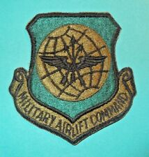Military Usaf Airlift Command Patch Full Color Insignia Unit #791