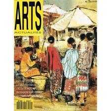 ARTS Actualités Magazine JOUENNE FONTANAROSA BRIATA BATTUT ARROYO LE MORE JANSEM
