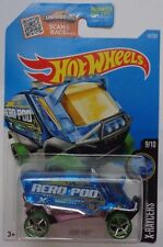 2016 Hot Wheels X-RAYCERS 9/10 Aero Pod 19/250 (Blue Version)