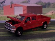 DODGE RAM 2500 HD HEAVY DUTY PICKUP TRUCK DIORAMA MODEL COLLECTIBLE 1/64 SCALE