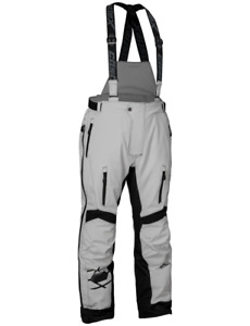 Castle X Mens Flex Pant Silver M-2XL Snowmobile Pant