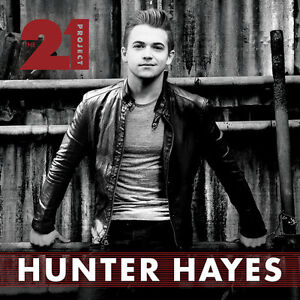Hunter Hayes - 21 Project [New CD]