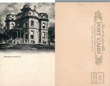 ELIZABETH N.J. BATTIN HIGH SCHOOL UNDIVIDED ANTIQUE POSTCARD