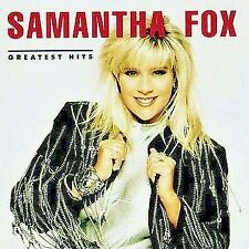 SAMANTHA FOX -  GREATEST HITS CD