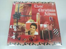 """Elvis Presley Christmas Album - 2014 LP Vinilo 12"""" - 20 tracks NUEVO - 2T"""