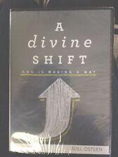 JOEL OSTEEN  A DIVINE SHIFT: GOD IS MAKING A WAY (CD/DVD SERIES) SEE DESCRIPTION