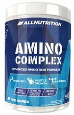 ALLNUTRITION Amino Complex Proteine Aminsosäure Kraft und Ausdauer 400 Cap