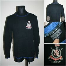 RALPH LAUREN POLO JEANS CO Men's size SMALL Knit Crew neck Jumper / Sweater