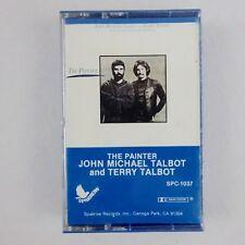 John & Terry Talbot, The Painter, Cassette 1980 Sparrow Records