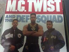 CD MC TWIST AND THE DEF SQUAD  COMIN THROUGH LIKE WARRIORS  ~NR MINT! RARE RAP!