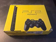 SONY PLAYSTATION 2 Slim CONSOLE. PS2 CONSOLE. NEW. For Collectors
