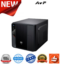 AvP Hyperion EV33B Black mATX Cube Case USB3.0