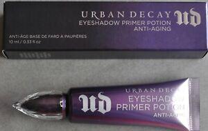 URBAN DECAY Eyeshadow Primer Potion Your Choice Eden~Sin~Anti-Aging10mL F/S NIB