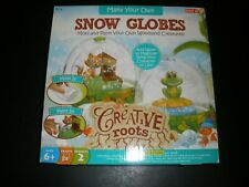 Make Your Own Snow Globes - Creative Roots (Horizon Group) 27687
