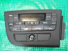 HONDA CIVIC MK9 2015 HEATER CONTROLS WITH A/C 79600TV0