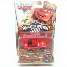 Disney Pixar Cars Off Road Lightning Mcqueen Radiator Springs 500 1/2 New