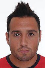CALCIO FOTO > Santi Cazorla Arsenale 2013-14