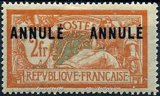 FRANCE TYPE MERSON COURS INSTRUCTION N° 145CI1 NEUF * AVEC CHARNIERE COTE 154€