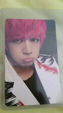 Mblaq thunder cheondung official photocard card Kpop K-pop shipped in toploader
