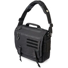 First Tactical Tactix Summit Lato Borsa A Tracolla Borsa Messenger TABLET Valigetta Nero