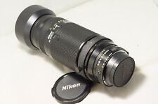 Nikon AF Nikkor 75-300mm F4.5-5.6 As-Is w/Hood [354760]