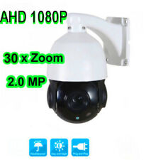 4.5'' 30X Zoom AHD 2.0 MP Outdoor PTZ Speed Dome Camera IR Night CMOS AUTO