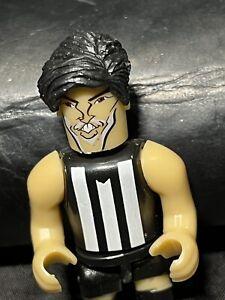 AFL Micro Figure Scottie Pendlebury #10 Collingwood Magpies Captain